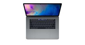 15-inch MacBookPro- Space Grey